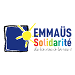 Logo Emmaus Solidarites
